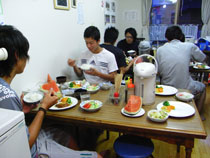 セントラルパレス食事2画像
