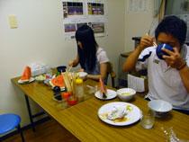 セントラルパレス食事3画像